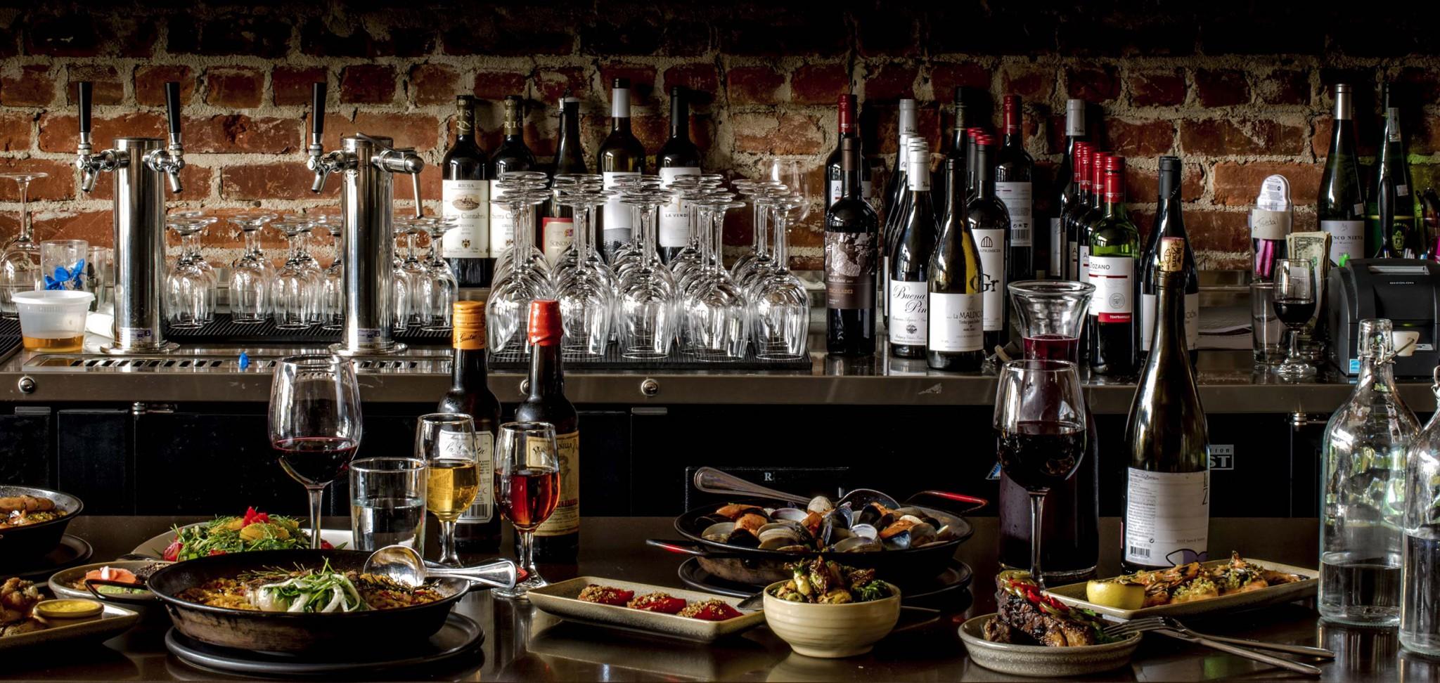 Super La Marcha Tapas Bar Spanish Restaurant In Berkeley Download Free Architecture Designs Scobabritishbridgeorg