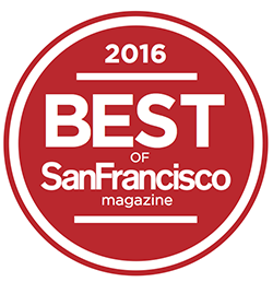 Voted Best Happy Hour in SF Magazine