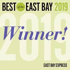 2019 Best of the East Bay – East Bay Express